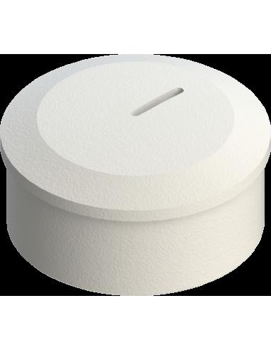 Disque de glissement TEFLON Ø 40 mm. EOT-40. Machine de découpe Humantec