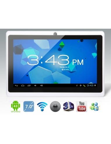 """Tablet PC 7"""" Wifi con camara"""