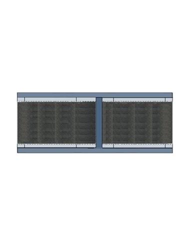 Atom FC FLEX 6015 S - 1600x6100x2,5...
