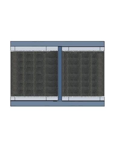 Atom FC FLEX 6026 S - 2700x6100x2,5...