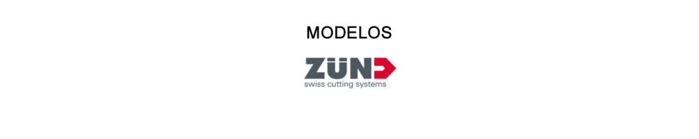 Modelos de máquinas de corte Zünd