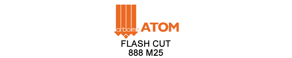 FLASH CUT 888 M25
