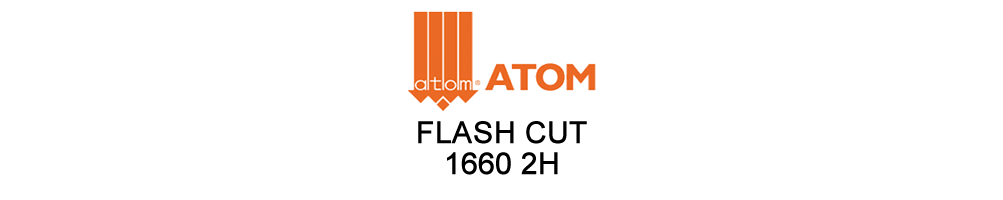 FLASH CUT 1660 2H