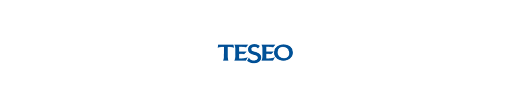 High-density Teseo cutting underlays compatible with Teseo machines