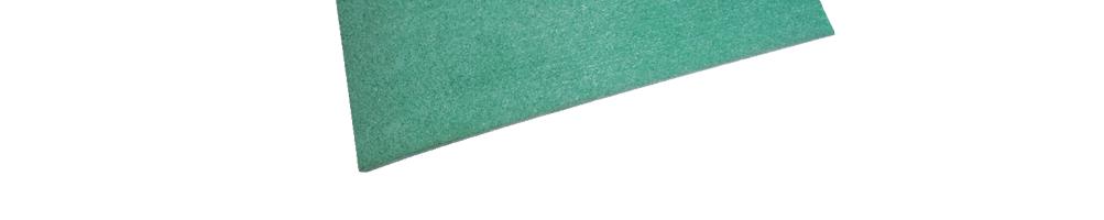 Superficie de corte VERDE 4 mm para mesas estáticas Teseo