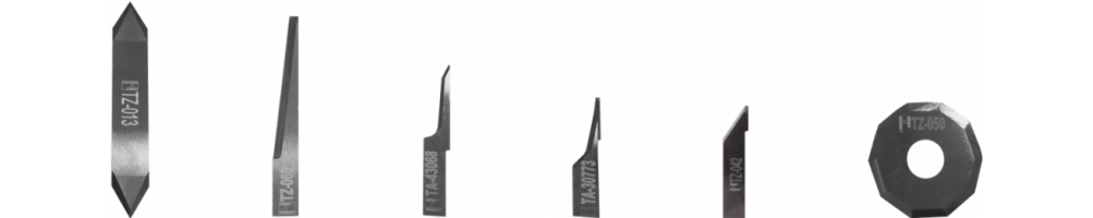 iEcho blades. Compatible iEcho knives for automatic cutting machines