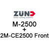 M-2500+2M-CE2500 Front