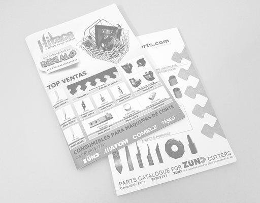 CATÁLOGO HITACS - CUTTING TOOLS EXPERTS